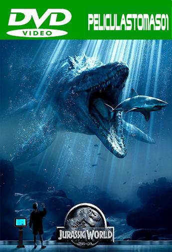 Mundo Jurásico (Jurassic World) (2015) DVDRip