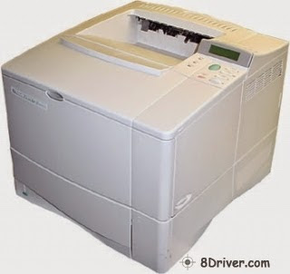 Driver HP LaserJet 4000 Series Printer – Download and install steps