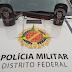 PMDF prende homem por porte ilegal de arma de fogo em Samambaia