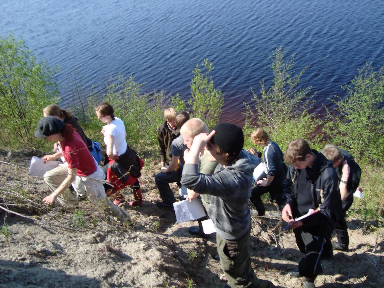 Maaperägeologian kenttäkurssi kevät -09 - DSC02201.JPG