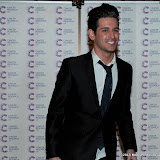 WWW.ENTSIMAGES.COM -   Ollie Locke    arriving at a Fundraising event in aid of Cancer Research UK at The Roof Gardens Kensington High Street, London April 3rd 2013                                                    Photo Mobis Photos/OIC 0203 174 1069