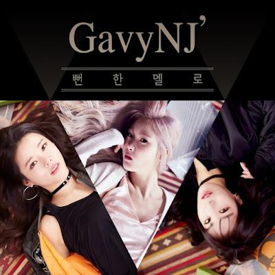 Download Lirik Lirik Lagu Gavy NJ – An Obvious Melo (뻔한 멜로)