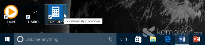 pin aplikasi