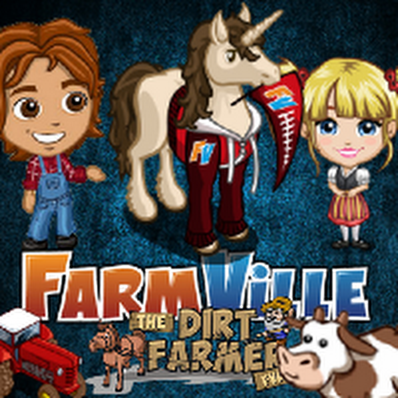 Farmville VIP Farm of the Month: January 2017