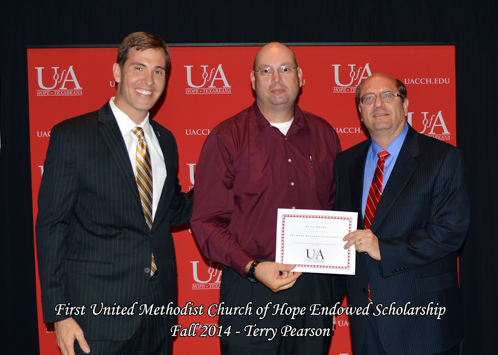 Scholarship Awards Ceremony Fall 2014 - Terry%2BPearson.jpg