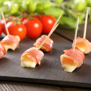 Gooey Prosciutto-Wrapped Mozzarella Recipe