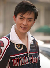 Huang Haibing China Actor
