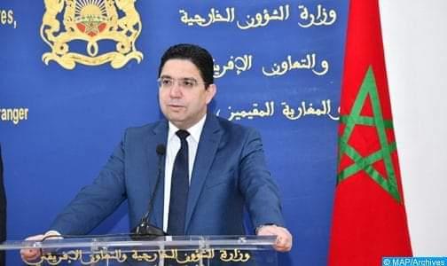 """El Ministro de Exteriores marroquí furioso por el cierre de la brecha ilegal en El Guerguerat, califica al Frente Polisario como una """"mafia""""."""