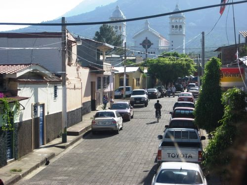 Juayúa, Sonsonate, El Salvador