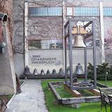 Dzwon z Innsbrucka dla Rybnika (Ks. Arkadiusz Sitko uczestniczy w odlewaniu dzwonu dla Bazyliki)