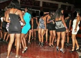 Port Harcourt Brothel Sex Workers Protest Against Manager's  Plan To Host Vigil After Pastor Claims It Will Prosper Their business