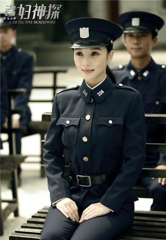 Jacqueline Li Xiaolu China Actor