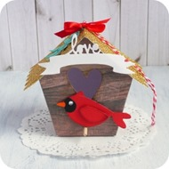 37- casetta-natale-decorazione-christmas-birdhouse-sizzix-plus-ornament