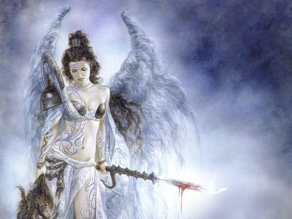 Angel And Bloody Sword, Angels 2