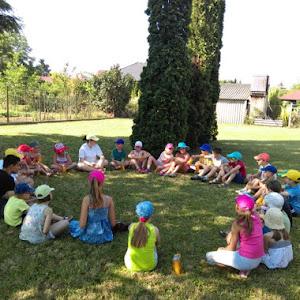 Napközis tábor 2015. 07. 6-10.