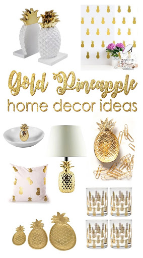 Bon These Are 20 Gorgeous Pineapple Decor