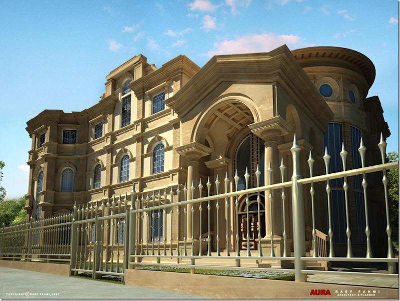 79 Villa style classique