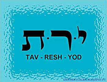 TAV RESH YOD