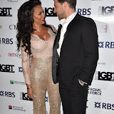 OIC - ENTSIMAGES.COM - Mel B and Duncan James at the  British LGBT Awards in London  13th May 2016 Photo Mobis Photos/OIC 0203 174 1069