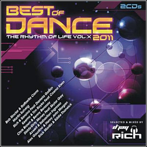 aewrbes Download   Best Of Dance   The Rhythm Of Life Vol.10 (2011)