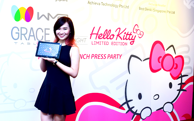 c5b404f58 *LIMITED EDITION* Grace 10 Hello Kitty Windows 10 Tablet is now in  Singapore!