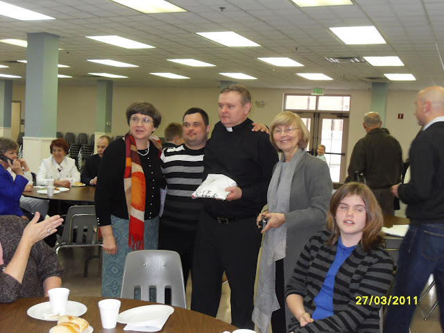 Rekolekcje, 27 Marzec 2011 - ks. Piotr Kurzaj - SDC12366.JPG