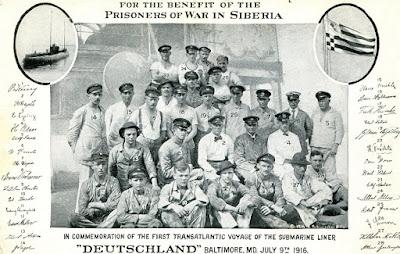 Zum Wohl der Kriegsgefangenen in SibirienVerlag: unbekanntSammlung: Claas Stöckmeyer