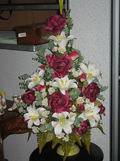 Gubahan Sudut Ssf Flower