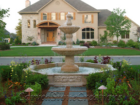 carved stone fountain, estate fountain, Exterior, Fountains, garden fountain, garden fountains, granite fountain, outdoor fountains, Pool Surrounds, stone fountain, stone garden fountain, Tiered
