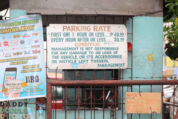 Where To Park In Quiapo