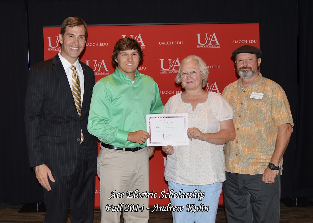 Scholarship Awards Ceremony Fall 2014 - Andrew%2BKuhn.jpg