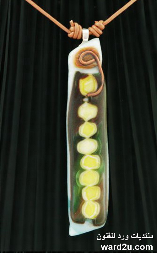 اوانى فخارية واكسسوارات خزفية للفنان ron mello