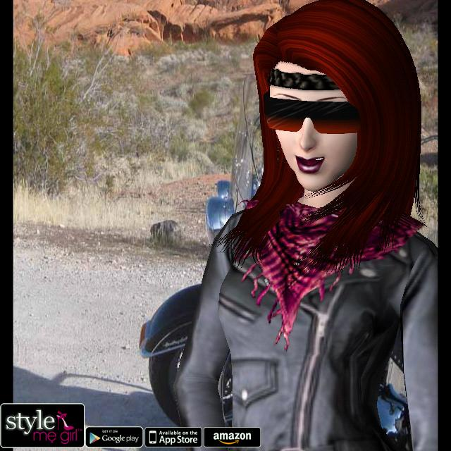 Style Me Girl Level 50 - Biker Chick Chic - Annie