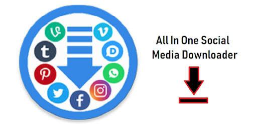 All-In-One Social Media Downloader