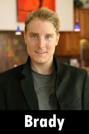 Brady Portrait, Brady