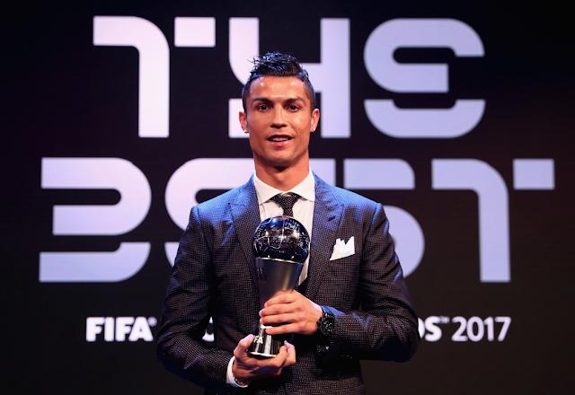 The best is... Cristiano Ronaldo.