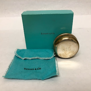 Tiffany & Co. Sterling Silver Yo-Yo