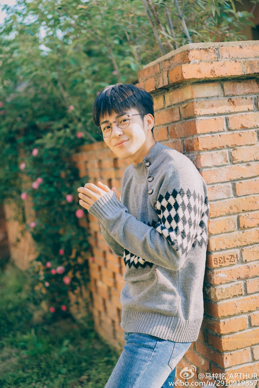Arthur Ma Ziming China Actor