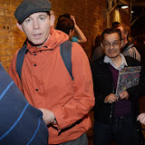 WWW.ENTSIMAGES.COM -    Lee Evans    sighted in London October 8th 2013                                       Photo Mobis Photos/OIC 0203 174 1069