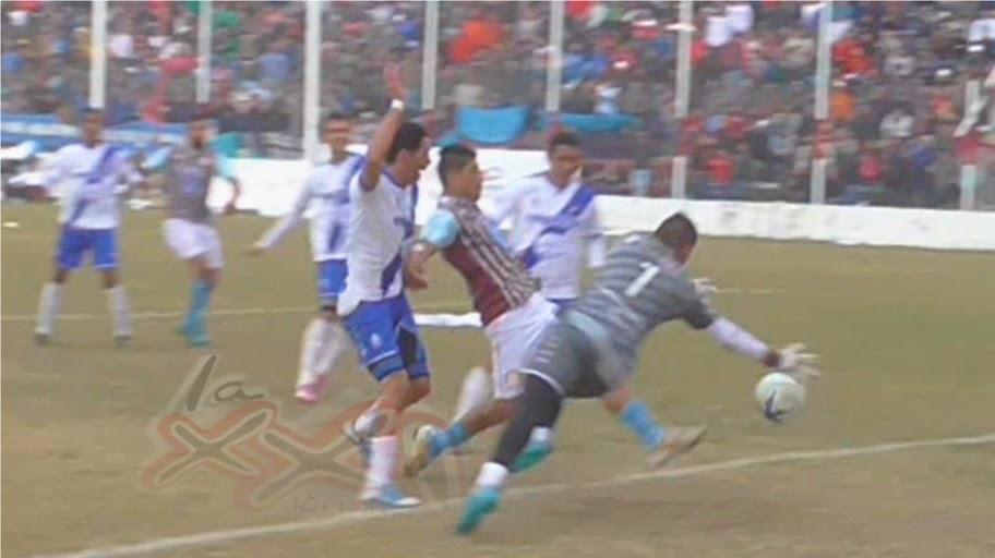 (VIDEO) Unión Aconquija 2 - J. Antoniana 1 (Semifinal -Vuelta-RESUMEN)
