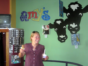 Amy's Ice Cream, the most over-hyped dairy product in the most obnoxious state in the Union