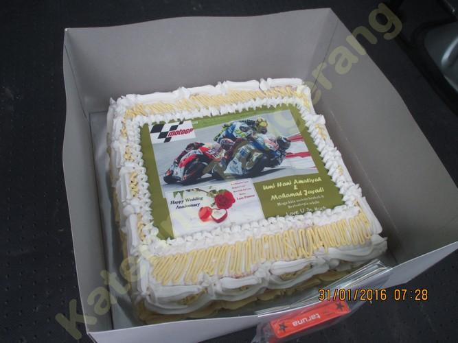 Kue Ulang Tahun Tigaraksa