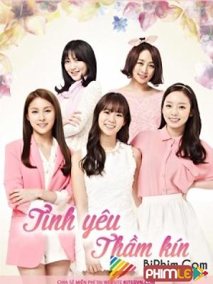 Phim Tình Yêu Thầm Kín - Secret Love (2014)