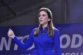 Carolina Mejía pide a perremeístas votar en armonía en convención complementaria