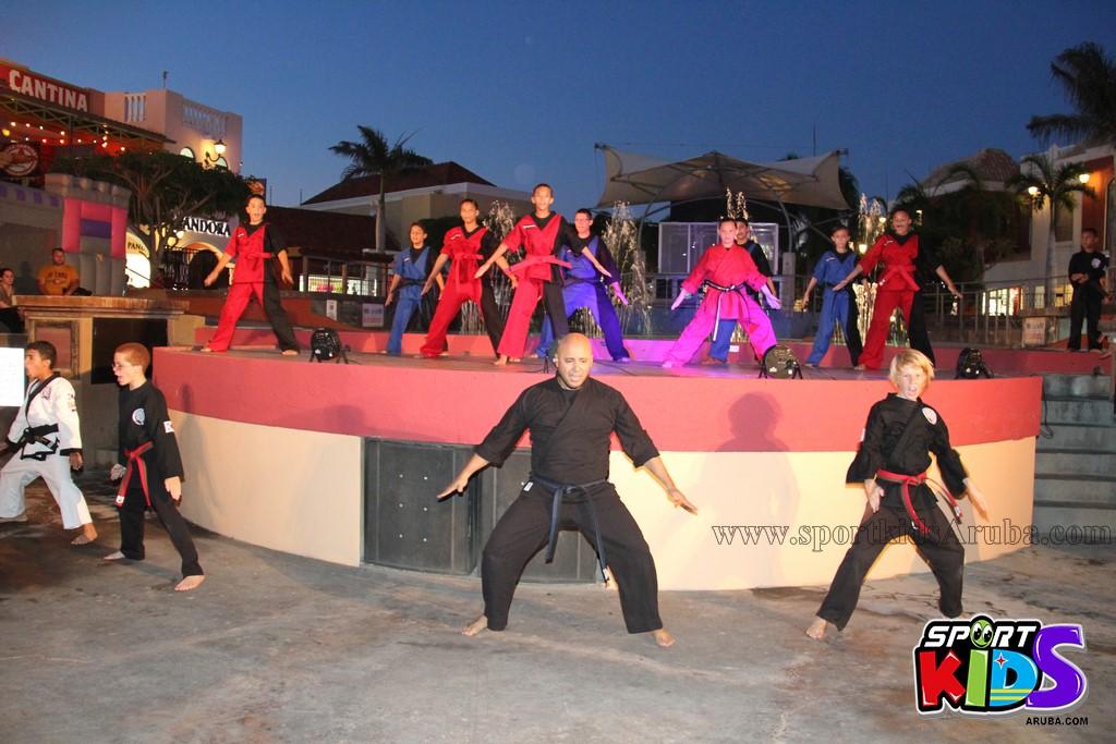 show di nos Reina Infantil di Aruba su carnaval Jaidyleen Tromp den Tang Soo Do - IMG_8697.JPG
