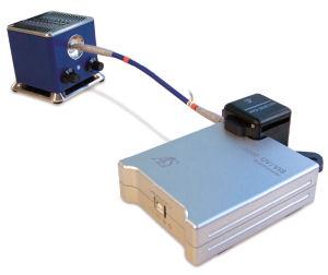 LLSシリーズ高出力LED光源のセットアップ例