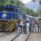 Peru Rail, Machupicchu