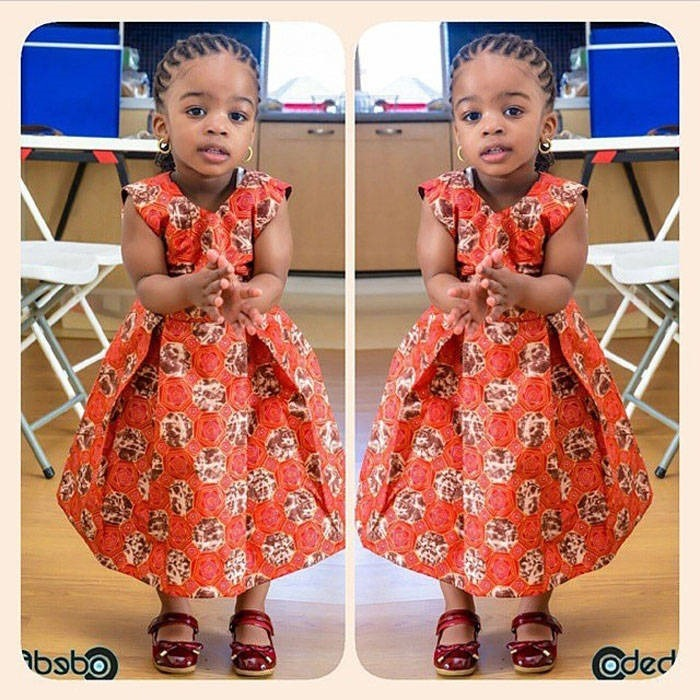 Latest Ankara Styles for kids (9)
