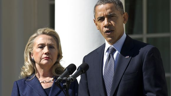 Obama endorses Hillary Clinton