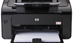 Ways to download and install HP LaserJet Pro P1102w lazer printer driver program